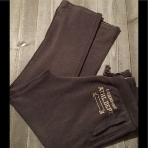 Abercrombie sweat pants!!! S-XL